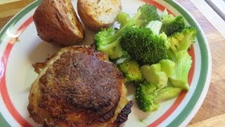 Roast Chicken and Potatoes (Italian Style) $11.22 total cost - 194