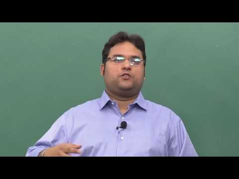 Introduction to Basic Cognitive Processes - Prof. Ark Verma