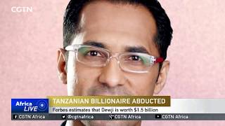3 people arrested in connection to Tanzania's Billionaire kidnapping