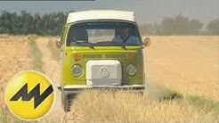 Der Outdoor-Klassiker | VW T2 Westfalia | Motorvision