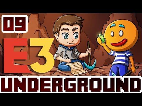 Minecraft Underground #9 Nos prévisions de l'E3 étaient-elles justes ?