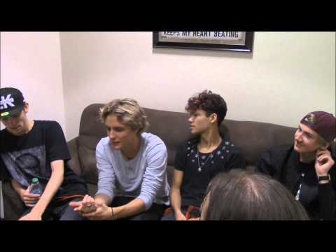 Interview with The Fooo Conspiracy