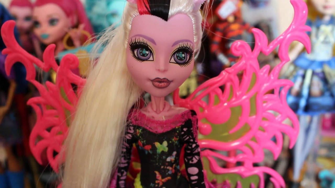 Monster high bonita femur 1000 and 1 fact youtube - Monster high bonita ...