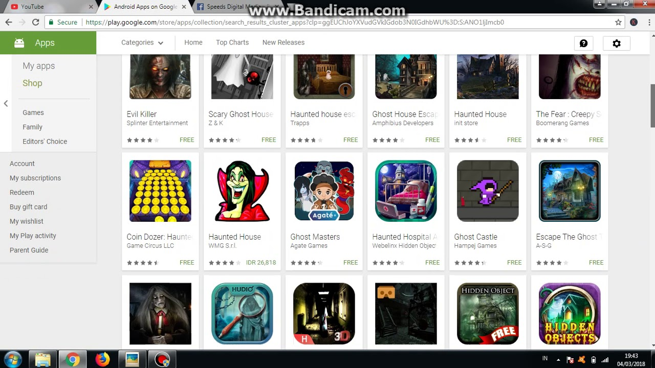 Haunted Ghost Game | Free Download Play Store  #Apk'Games 9
