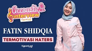 Fatin Shidqia - Lose It (Oh Wonder Cover) #AcousticInterview