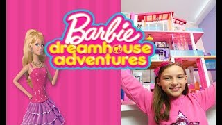 Room tour BARBIE DREAMHOUSE ADVENTURES