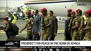 UN pleased with Ethiopia, Eritrea efforts to improve relations