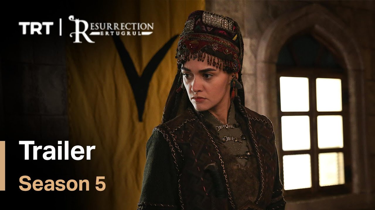 Resurrection: Ertugrul season 5 release date, trailer and