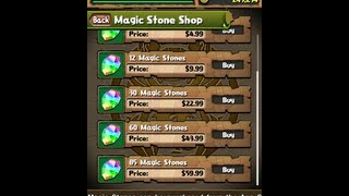How To Get Free Magic Stones In Puzzle And Dragons! - [legal] - 100% Legit - Not A Hack/glitch
