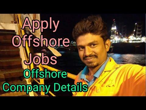 Offshore Companies Details   Offshore Contracting Company   Apply for jobs to Offshore Companies