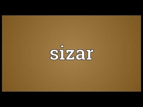 Header of sizar