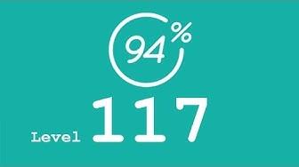94 Prozent (94%) - Level 117 - Bayern - Lösung
