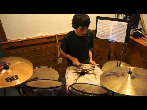 Passion Pit Drum Cover Compilation