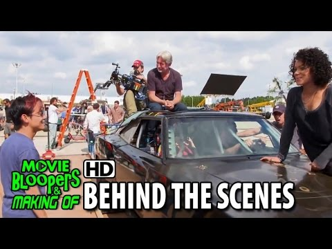 Furious Making Of Behind The Scenes Part With - Behind the scenes fast and furious 7 stunts