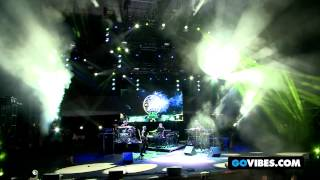"""STS9 Performs """"What is Love?"""" into """"Shakedown Street"""" at Gathering of the Vibes 2012"""