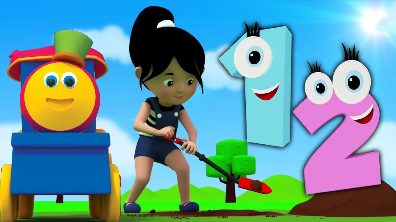 eins zwei Wölbung mein Schuh | Kinder lied | Educational Video | Bob ...
