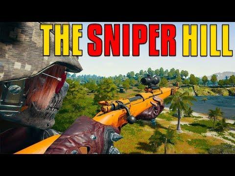 The Sniper Hill   PUBG