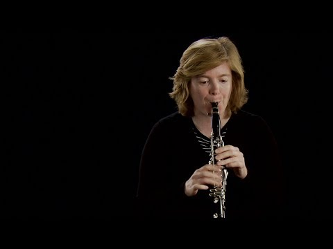 Instrument: E flat Clarinet