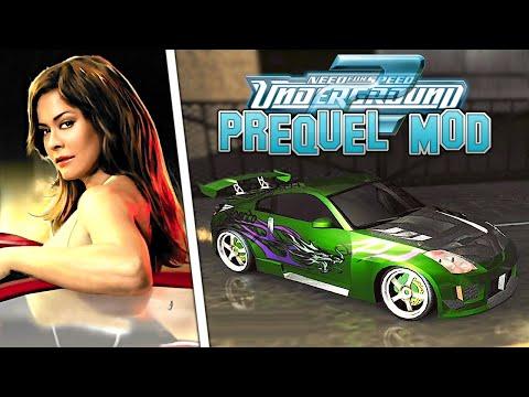 NFS Underground 2 Prequel Mod (Part 2) - Getting Rachel's 350Z! | Racing Marathon 2020 | KuruHS |