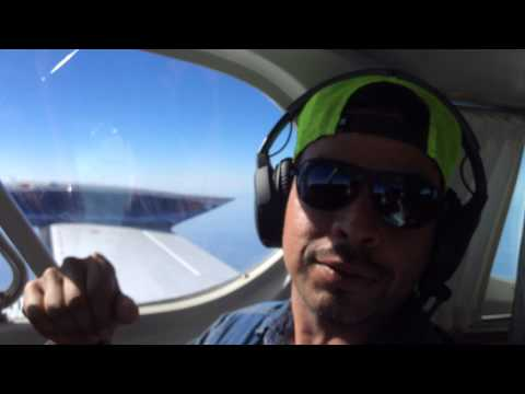 Cessna 340 2nd Flight for passengers