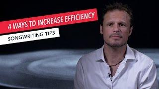 4 Songwriting Tips to Increase Your Efficiency | Songwriting | Tips | Neil Diercks | Berklee Online