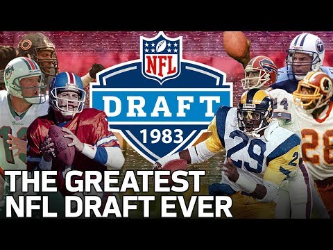 The Greatest NFL Draft of All-Time   NFL Vault Stories