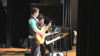 Blessed Assurance Trumpet Solo - Dr. Louis Menchaca - North Shore Assembly