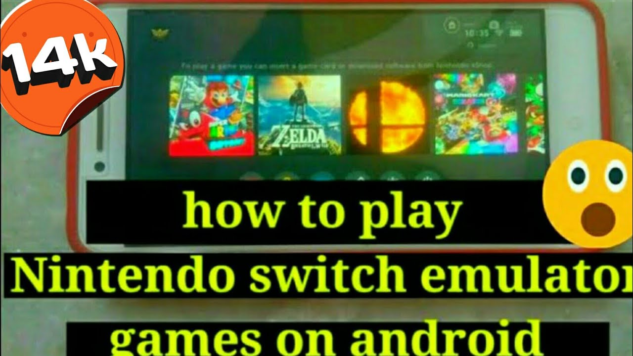 Switch Emulator Nsp