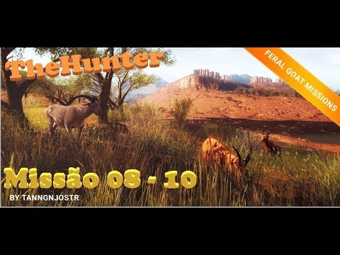 EliteBrasil TheHunter: Classic - MISSÃO FERAL GOAT -  An offer you can't refuse 08-10