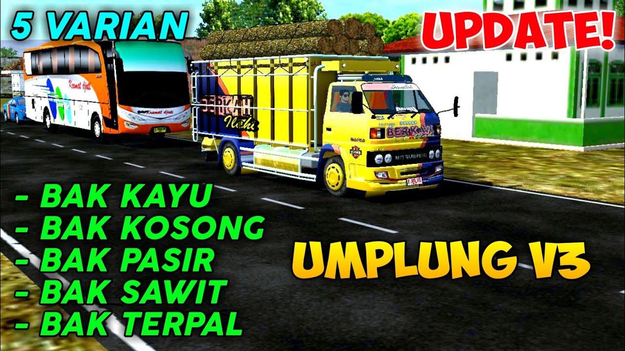 83 Mod Mobil Bussid Truck HD Terbaik