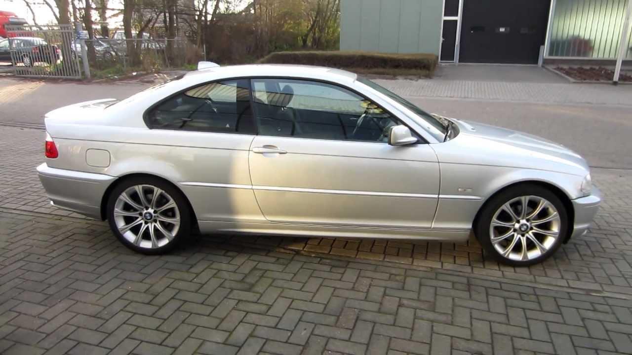 2001 BMW 318Ci Coupe  YouTube