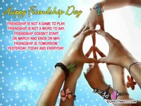 Friendship day Orkut Scraps, Friendship Day Orkut Images