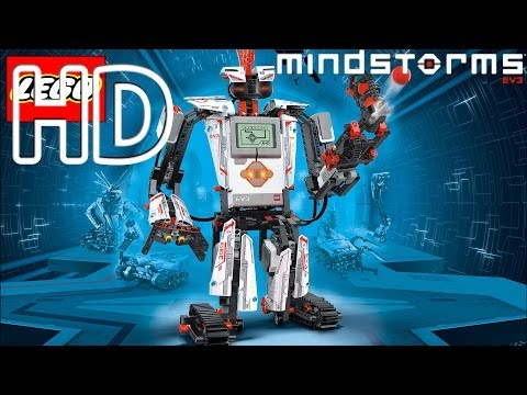 Lego Mindstorms Fix Factory Full HD