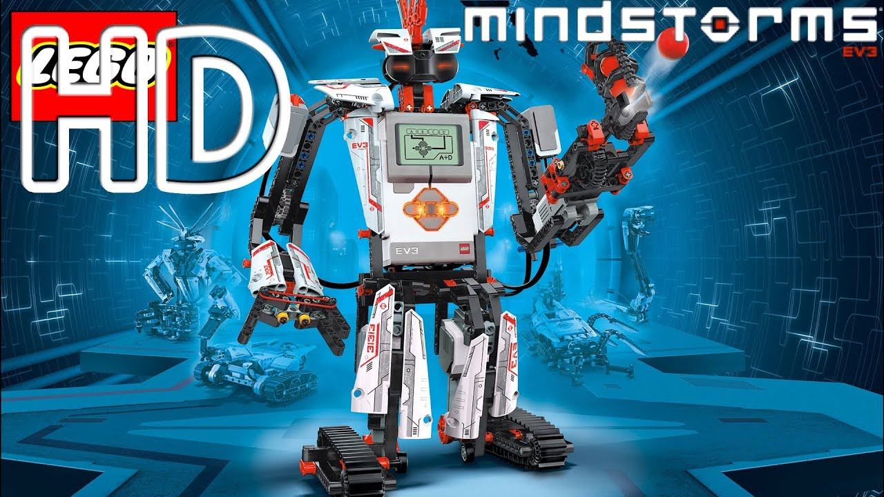 Lego Mindstorms Fix Factory Full HD - YouTube