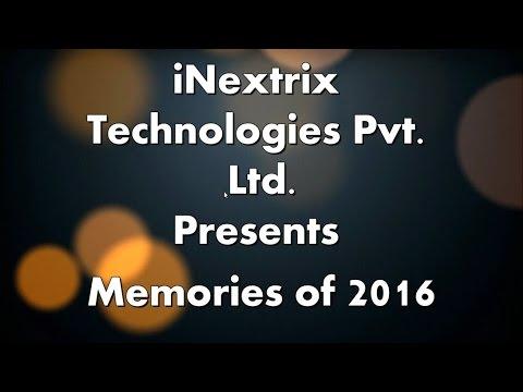 iNextrix Technologies Pvt Ltd. - Journey of 2016