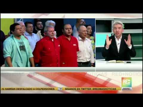 La economía de Brasil también está en crisis