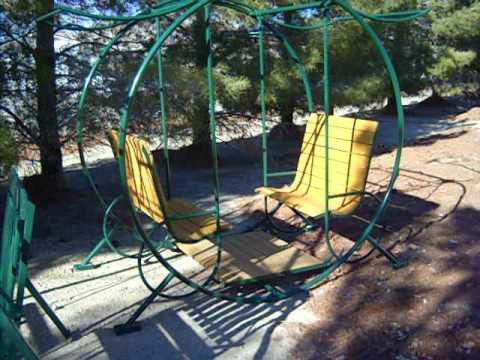 garden swings
