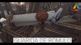Assassins Creed Brotherhood Guarida de romulo 4 el sexto dia