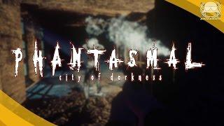 Phantasmal: City of Darkness [Survival Horror Roguelike]
