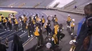 drumline battle million dollar funk squad vs cold steel 2016