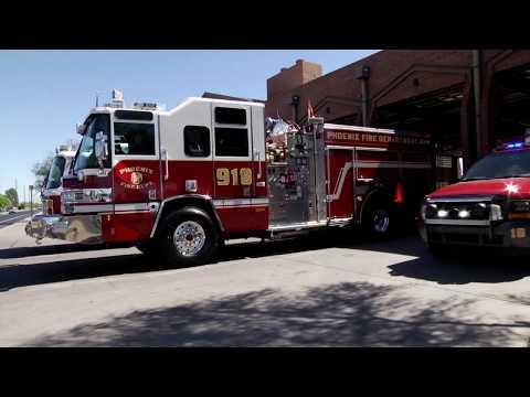 Phoenix Fire Dept. Recruiting Video