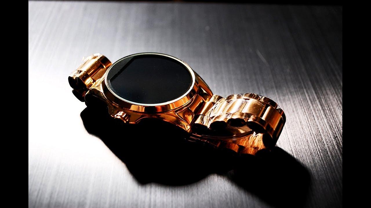Michael Kors Access - Smartwatch.de Unboxing  DEUTSCH  - YouTube a44ccf8e23