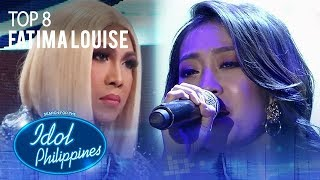 "Fatima Louise sings ""Kathang Isip"" 