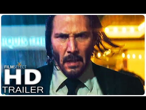 JOHN WICK CHAPTER 3: Parabellum Trailer (2019)