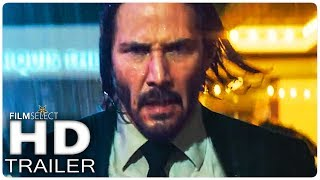 JOHN WICK CHAPTER 3 Parabellum Trailer 2019
