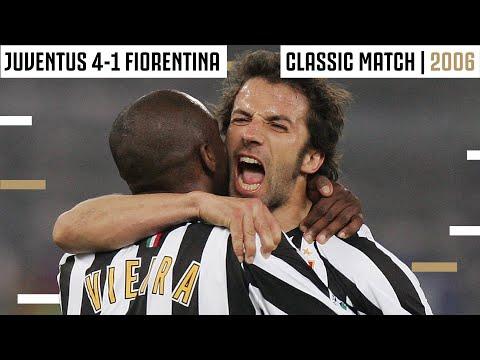 10/01/2006 - Coppa Italia - Juventus-Fiorentina 4-1