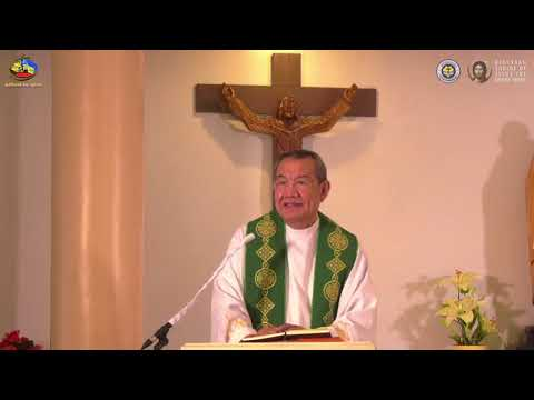 10:15 AM  Holy Mass With Fr Jerry Orbos SVD - October 17  2021 -  29th Sunday In Ordinary Time