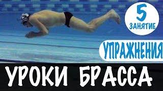 КАК ЗАКРЕПИТЬ ТЕХНИКУ НА ВСЮ ЖИЗНЬ. УРОКИ БРАССА. УРОК 5 @Swimmate.ru