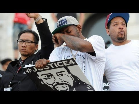 Philando Castile death: Police officer found not guilty. Real disgusting and sad
