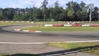Karting Borgo Ticino :) Michael Lewis 2013 Zanardi